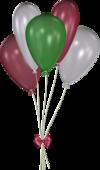 Bouquetballonsnoel